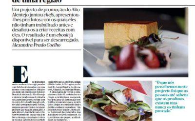 TerriuS na Revista FUGAS do Jornal Público